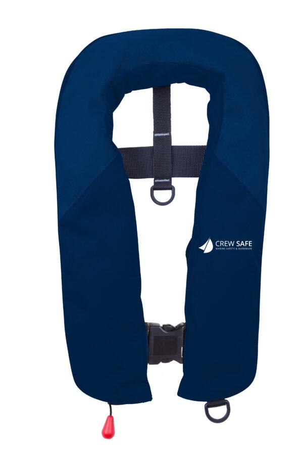 CrewSafe: Blue LifeJacket