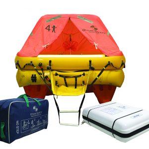 Ocean ISO Liferafts