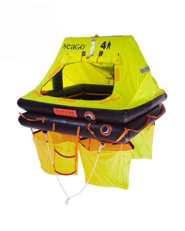 Leisure Liftrafts: Marine Safety